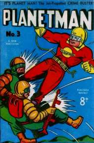 Planetman 1953